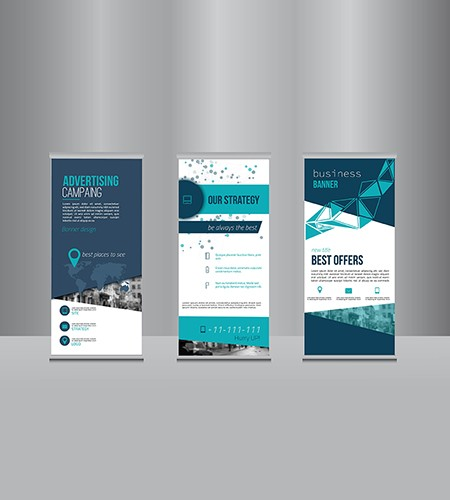 Tradeshow Banner and Exhibition Signs